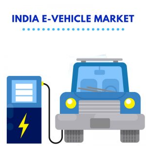 India E-vehicle market